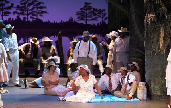 THE GERSHWIN PORGY AND BESS