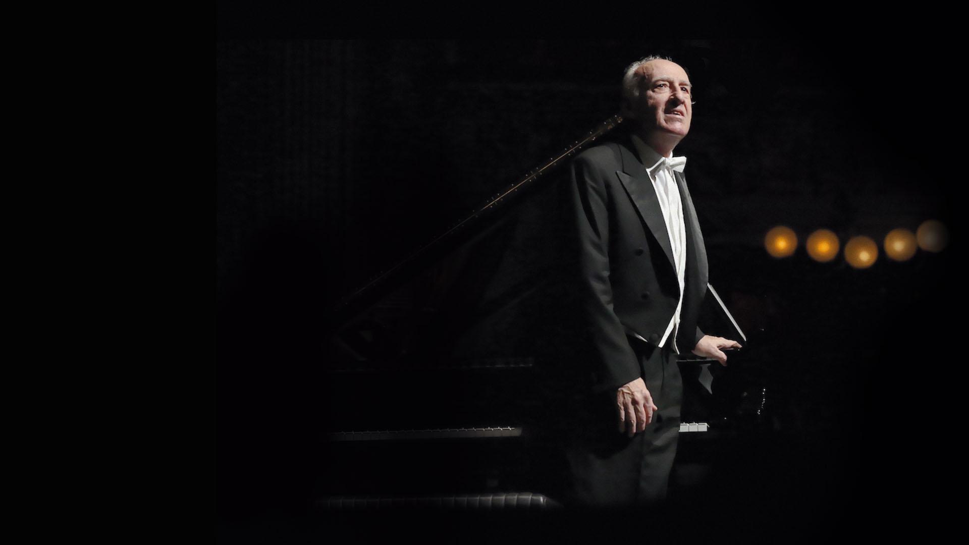 Maurizio Pollini: aperta la vendita per il concerto inaugurale della stagione 2018