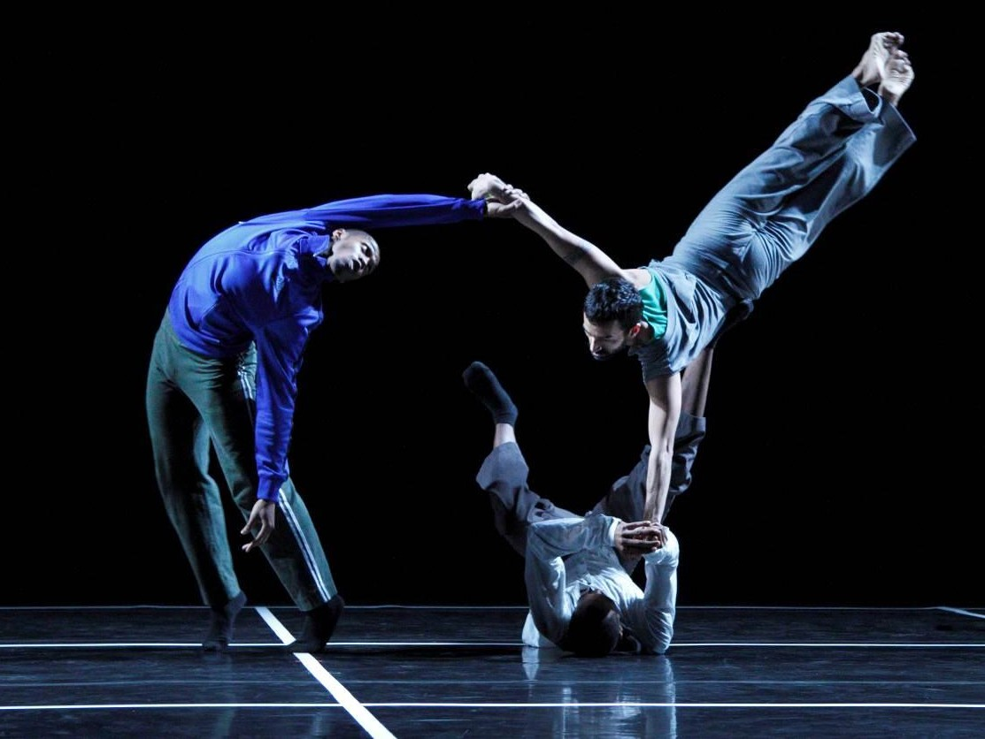BILL T. JONES / ARNIE ZANE DANCE COMPANY