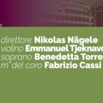 SINFONICO | 31 MARZO [ ANNULLATO PER COVID-19 ]