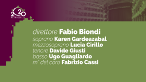 SINFONICO | 6 GIUGNO