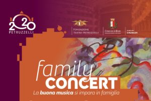 Family concert | 05 DICEMBRE 2020