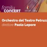 Family concert | 20 SETTEMBRE 2020