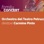 Family concert | 31 OTTOBRE 2020  [ STREAMING ]