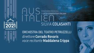 AUS ITALIEN | COLASANTI | 28 giugno 2021