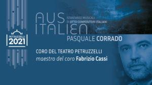 AUS ITALIEN | CORRADO | 19 maggio 2021