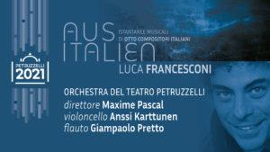 AUS ITALIEN | FRANCESCONI | 16 giugno 2021