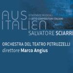 AUS ITALIEN | SCIARRINO | 11 febbraio 2021